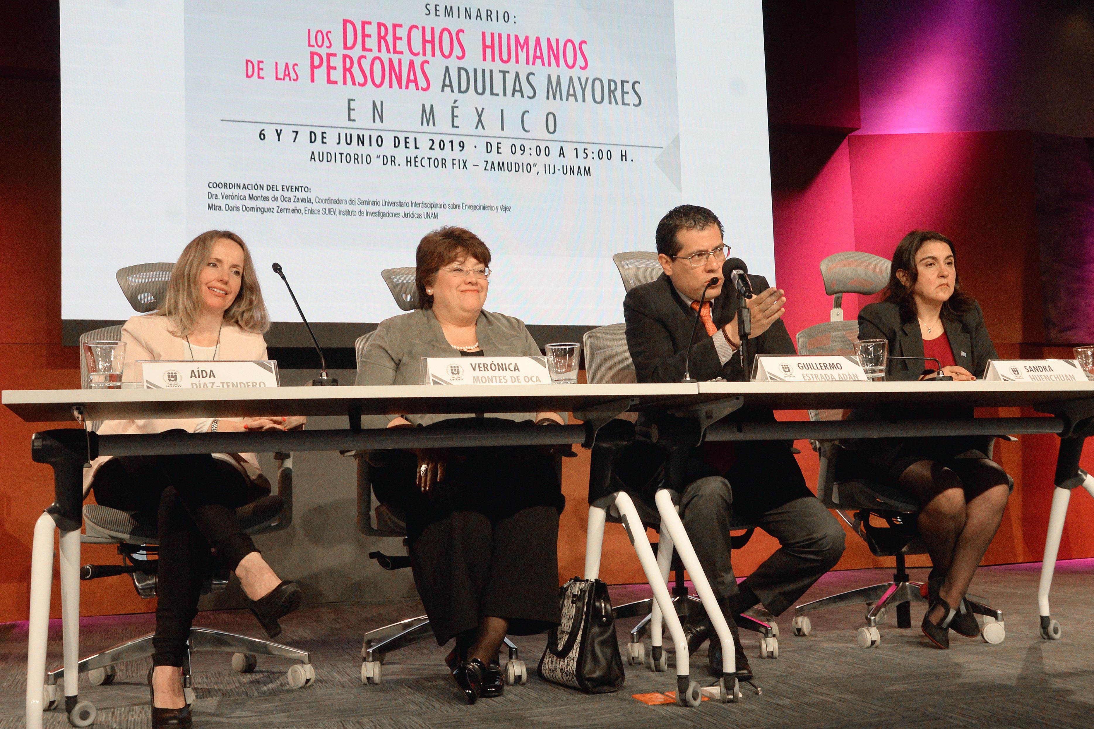 Carece de Seguridad Social el 40 por ciento de los Adultos Mayores en Latinoamérica