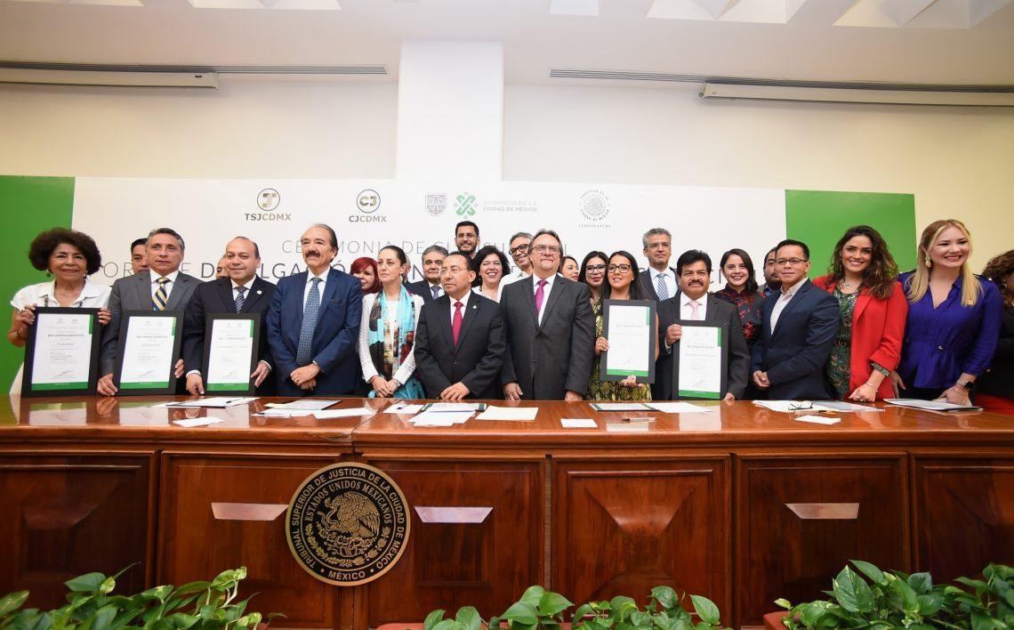 Imprescindible la coordinación entre los Poderes para aterrizar la Constitución local a la realidad de la CDMX