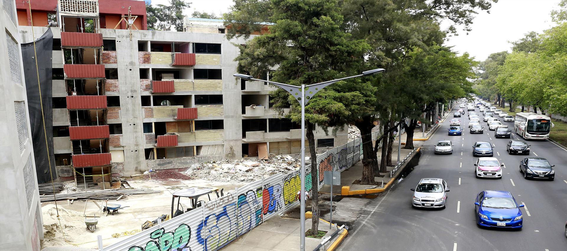 INFO ordena a la Comisión para la Reconstrucción de la CDMX responder una solicitud sobre un Predio dañado en Tláhuac