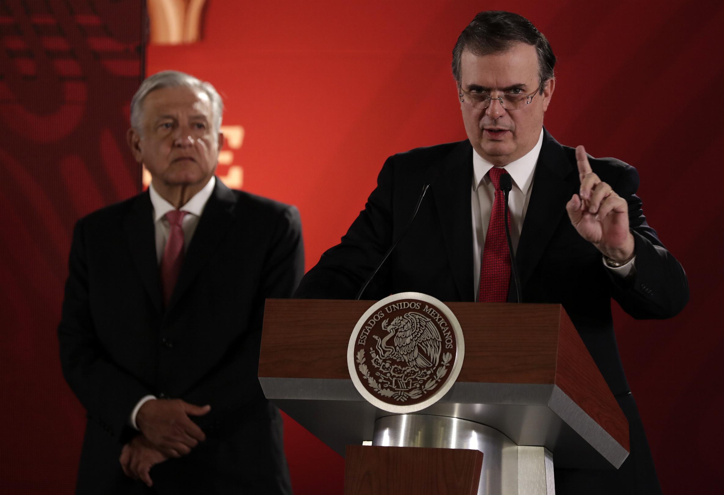 Exige GPPAN que Canciller presente al Senado documentos firmados del Acuerdo Comercial Migratorio con EU