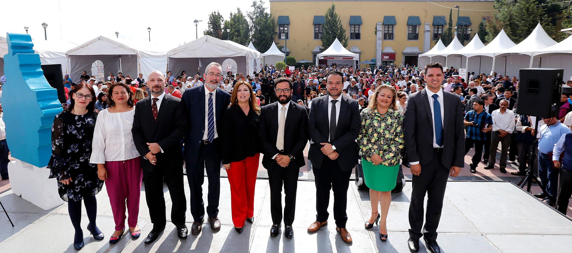 Se inaugura Feria de la Transparencia en la Alcaldía Miguel Hidalgo