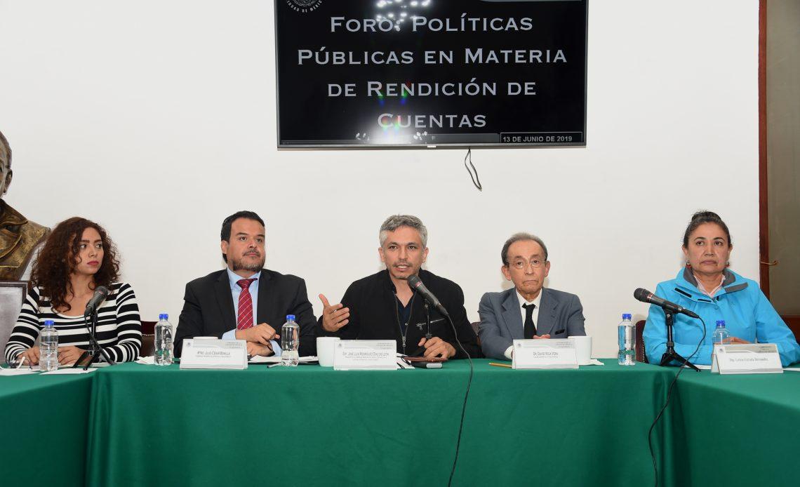 Transparencia y rendición de cuentas son herramientas para combatir la corrupción