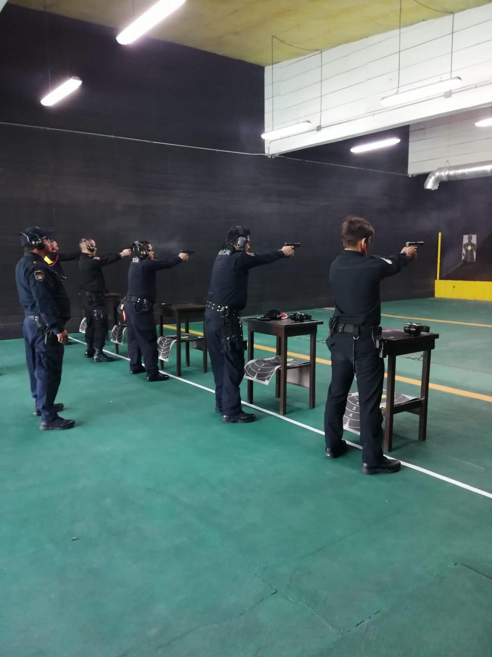 Continúan las Poliolimpiadas 2019 SSC rumbo a los Juegos Latinoamericanos de Policías y Bomberos