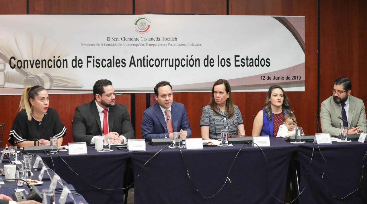 Solicitan Fiscales Autonomía y definir política criminal anticorrupción