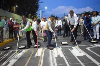 Gobierno de la CDMX y Alcaldía GAM priorizan acciones de Seguridad en Tequio Nocturno