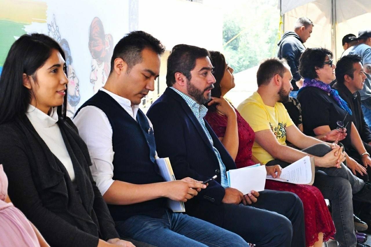 Refrenda la Alcaldía de Azcapotzalco su compromiso con los Derechos de la Comunidad LGBTTTI+