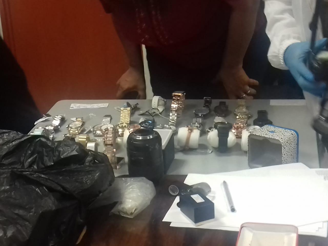 SSC arresta a tres personas implicadas con presunto robo a negocio en Tlalpan