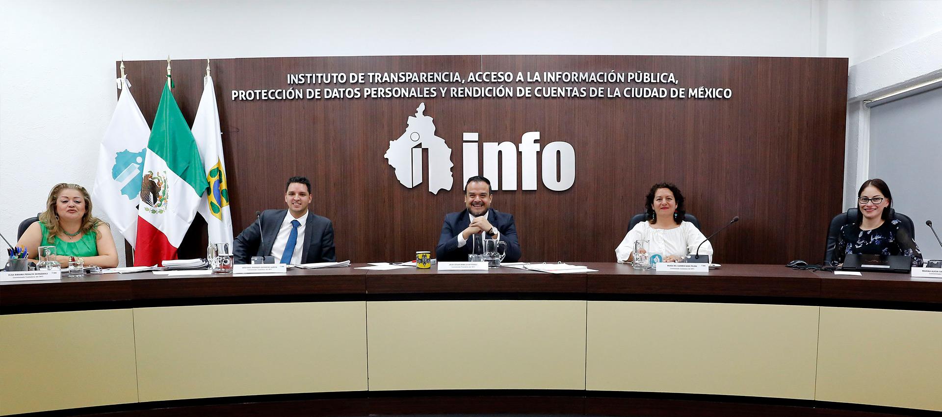 INFO ordena al Congreso de la CDMX buscar información sobre la autorización de Recursos para la Reconstrucción por parte de la extinta Asamblea Legislativa