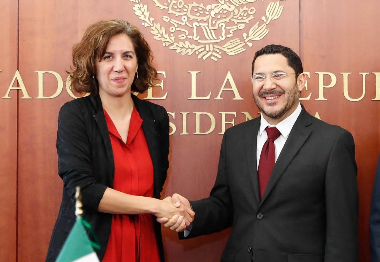 Senado aboga por fortalecer relaciones bilaterales con España