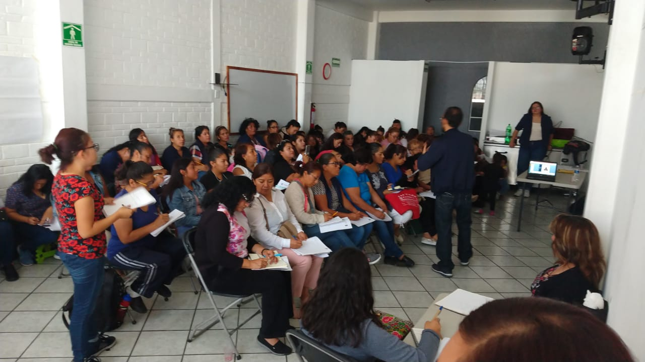 Importante generar condiciones para el Empoderamiento de las Mujeres de Tláhuac en el Ámbito Económico