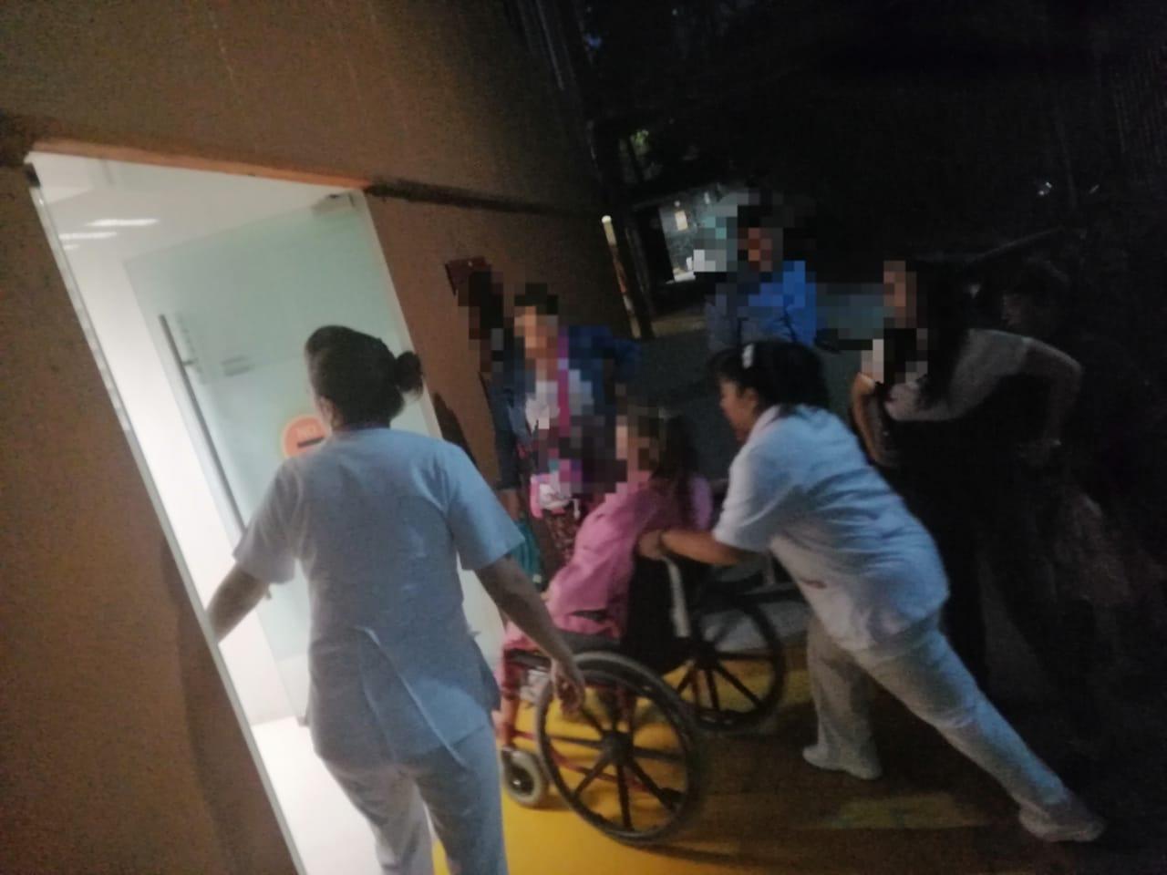 Policías de la PBI de la SSC brindan apoyo a Mujer que se encontraba en labor de parto