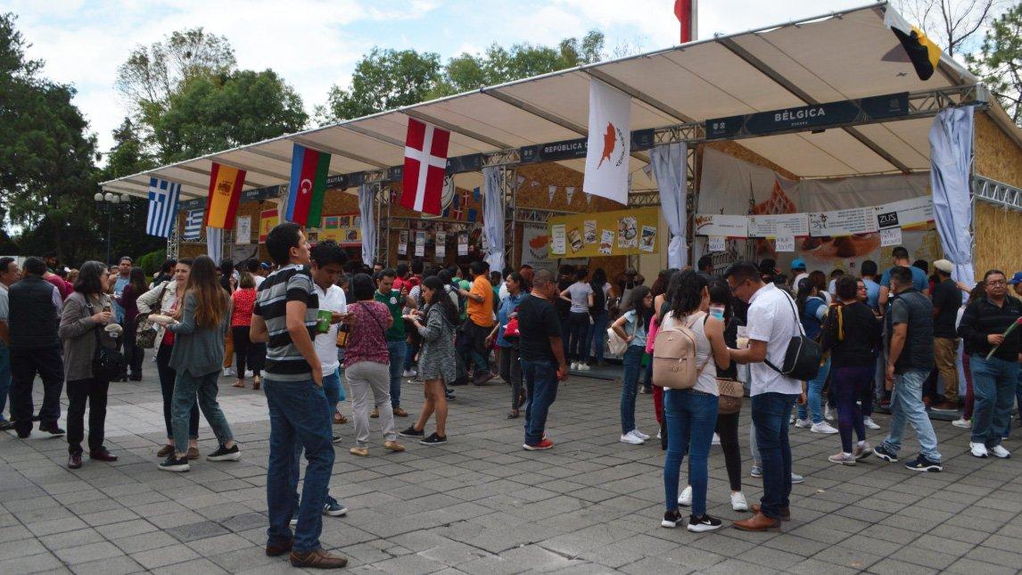 La FICA 2019 rompe Récord de asistencia en el Bosque de Chapultepec