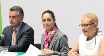 Acuerdan Gobierno de la CDMX e INEGI evaluar Políticas Públicas de la Capital
