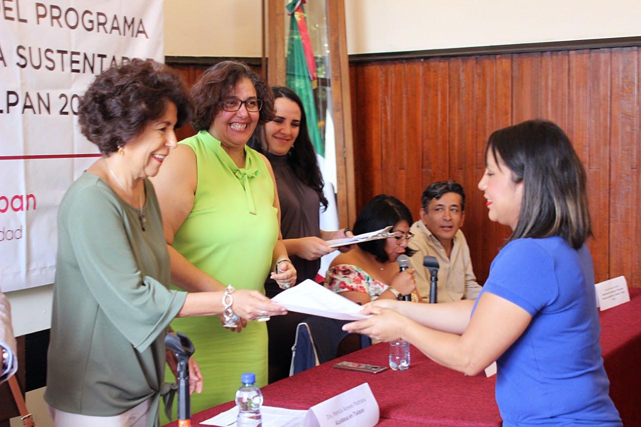 Tlalpan entrega apoyos del programa Cultivando Economía Sustentable y Solidaria