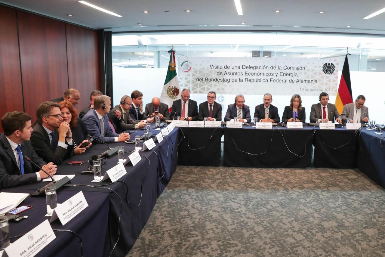 Alemania es el tercer socio comercial de México