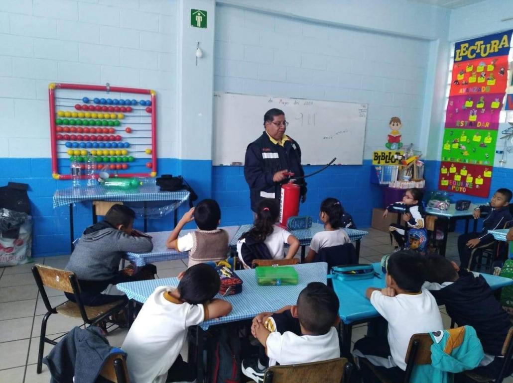 Refuerza Alcaldía acciones de protección civil en la colonia Doctores