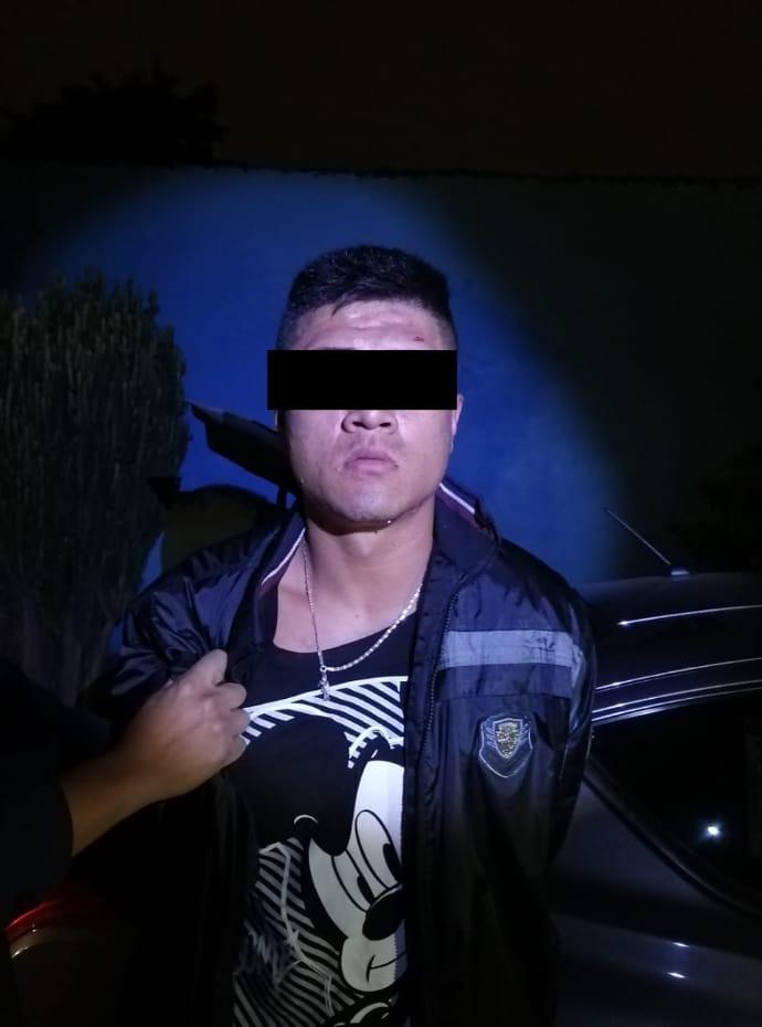 SSC detiene a tres personas en la GAM con vehículo con reporte de robo