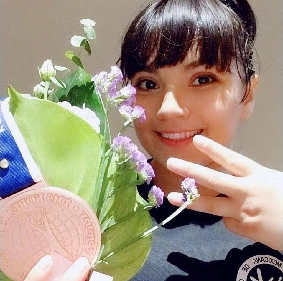 Gana Alexa Moreno bronce en Copa Corea Jeju 2019