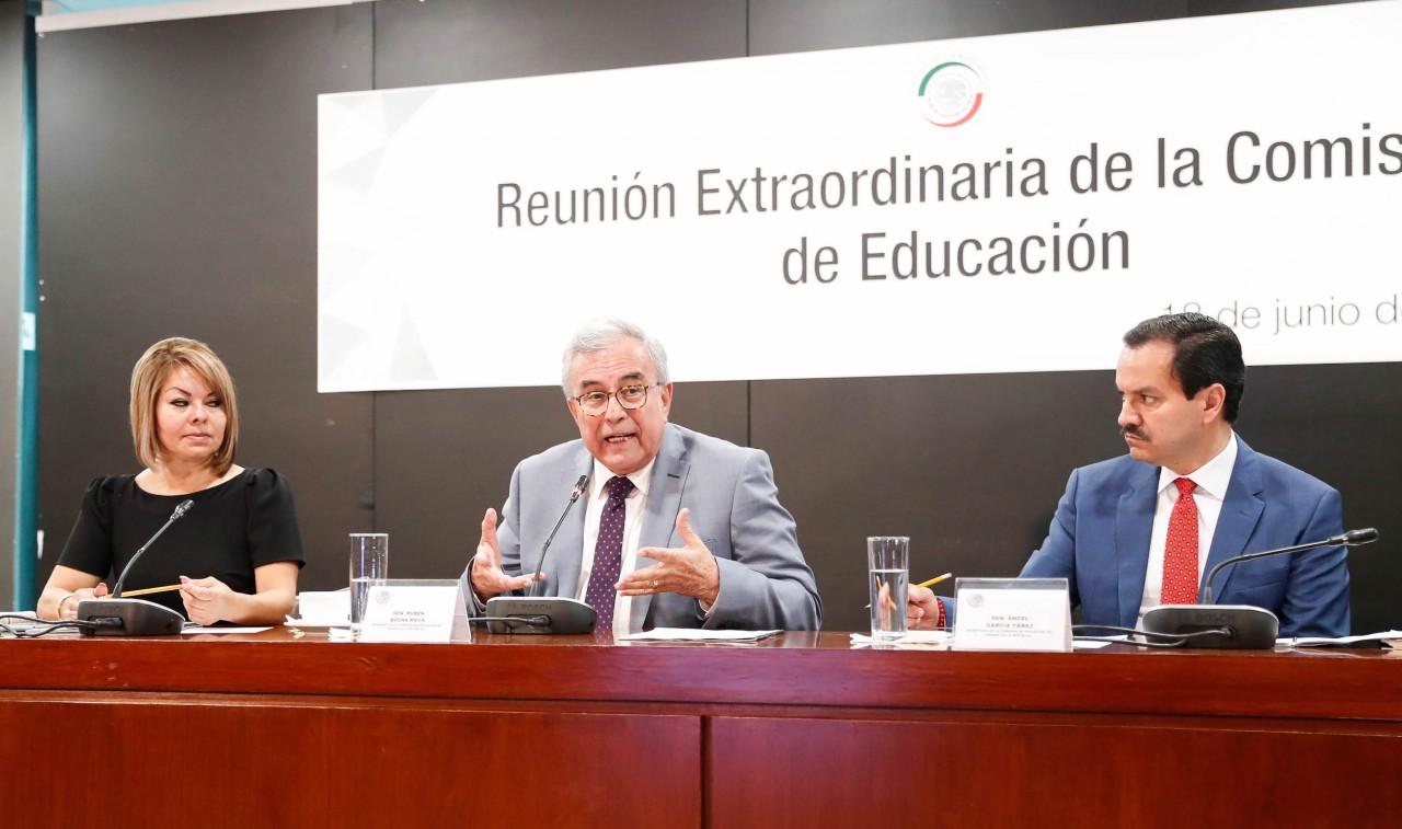 Remiten listas de elegibles para el Organismo para la Mejora Continua de la Educación