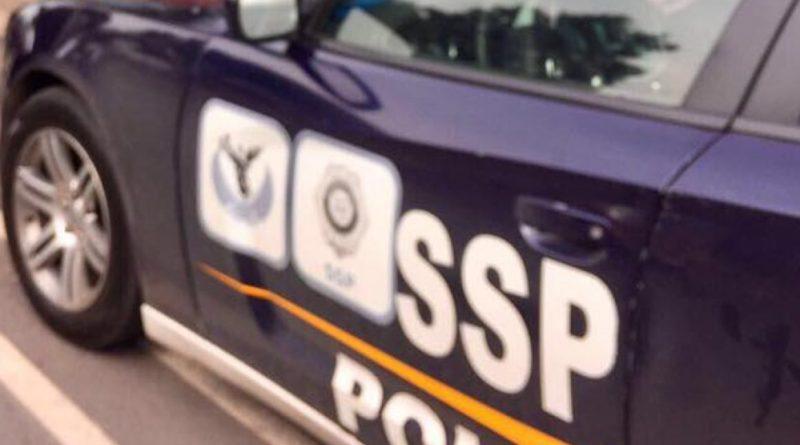 Policías Auxiliares de la SSC detienen a una Persona por presunto Robo a Transeúnte en Iztapalapa