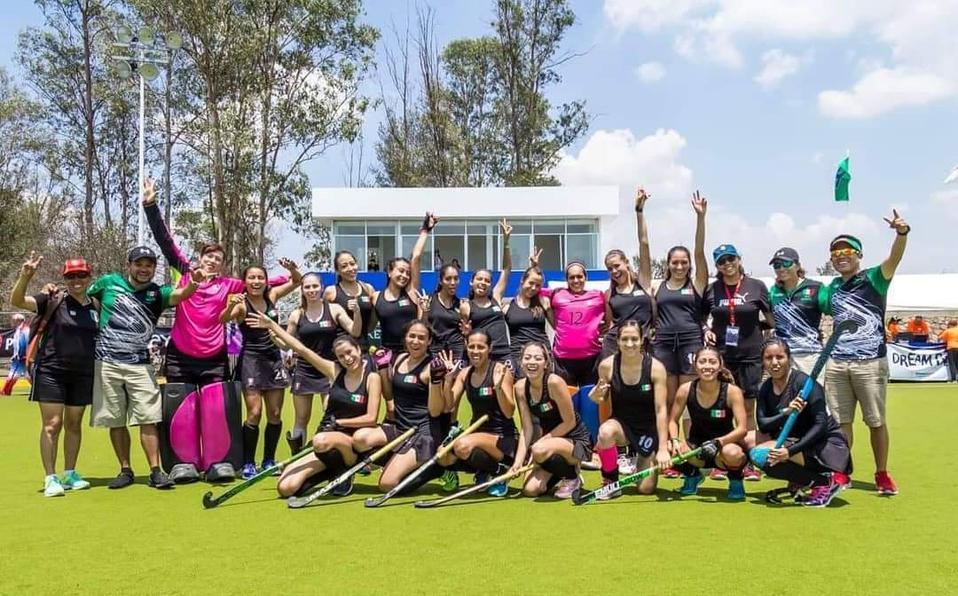 Garantizada la permanencia de la selección femenil de hockey que compite en Japón