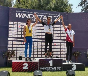 Trabajé muy fuerte para llegar a los Juegos Panamericanos: Luisa Mariela Real