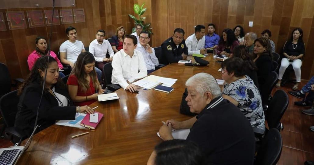 Nestor Núñez continúa las reuniones de trabajo con Comités Vecinales de la Alcaldía Cuauhtémoc