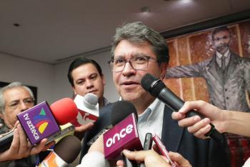 Para Ricardo Monreal la Corte se extralimitó con la resolución para que FGR no pueda acceder a información financiera