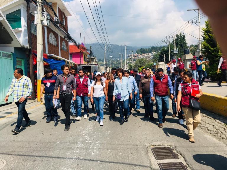 Tlalpan y Magdalena Contreras coordinan acciones a favor de la ciudadanía
