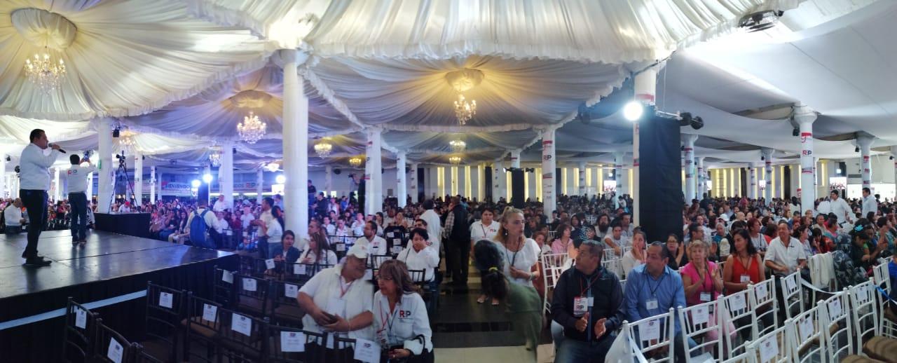 REDES SOCIALES PROGRESISTAS CUMPLE EN LA CDMX