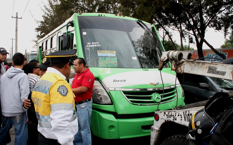 Reforzamos Operativo de Transporte en Iztapalapa