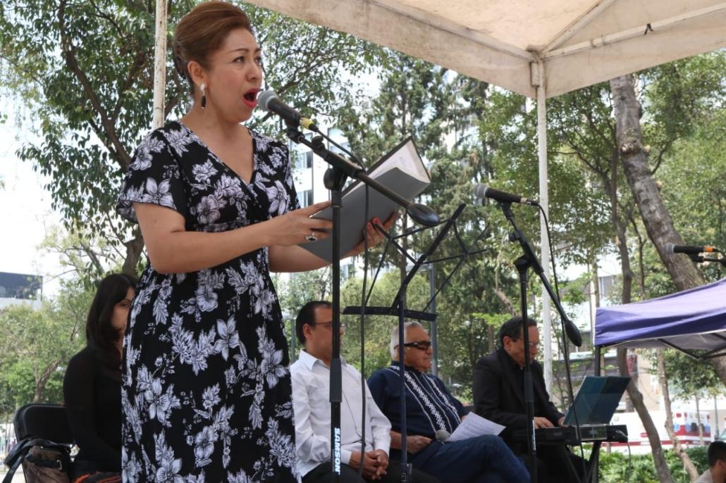 Alcaldía Cuauhtémoc presenta El Encanto del Canto