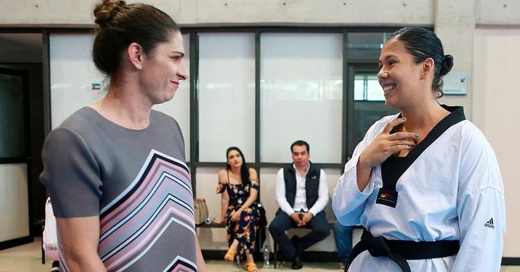 Enfrentará Briseida Acosta sus primeros Juegos Panamericanos en Lima 2019