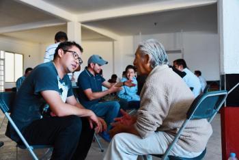 Impulsan Talleres con enfoque Social para combatir el Machismo en Tláhuac