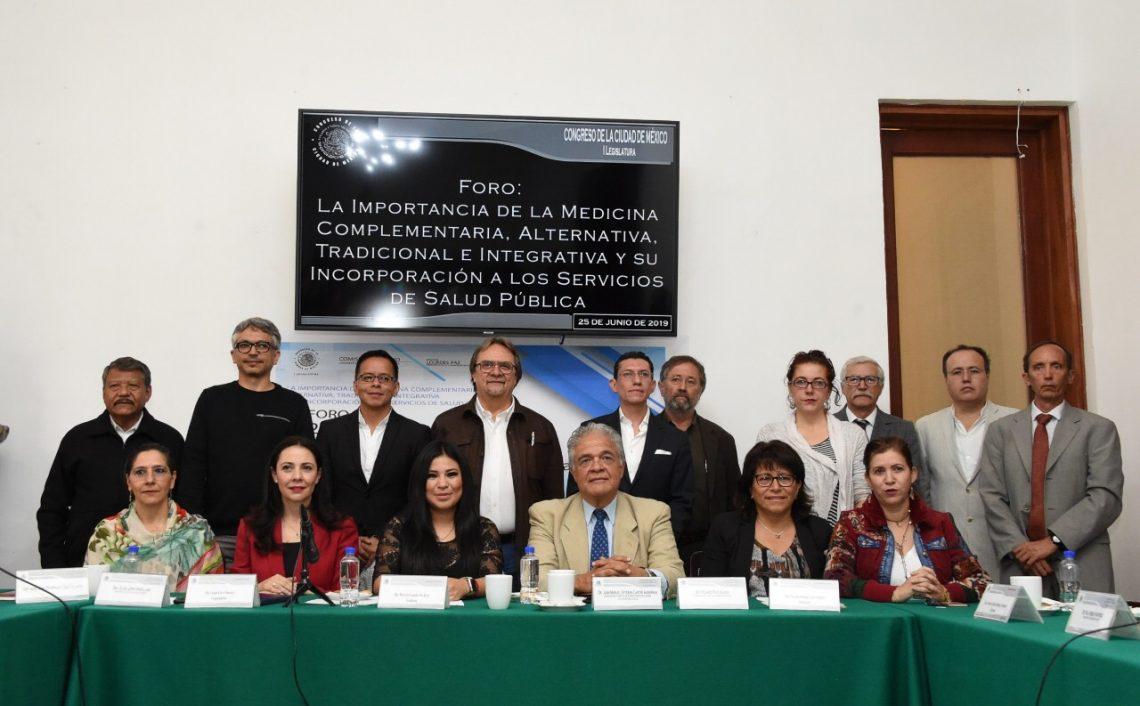 Congreso CDMX discute la construcción de una Ley de Salud integral