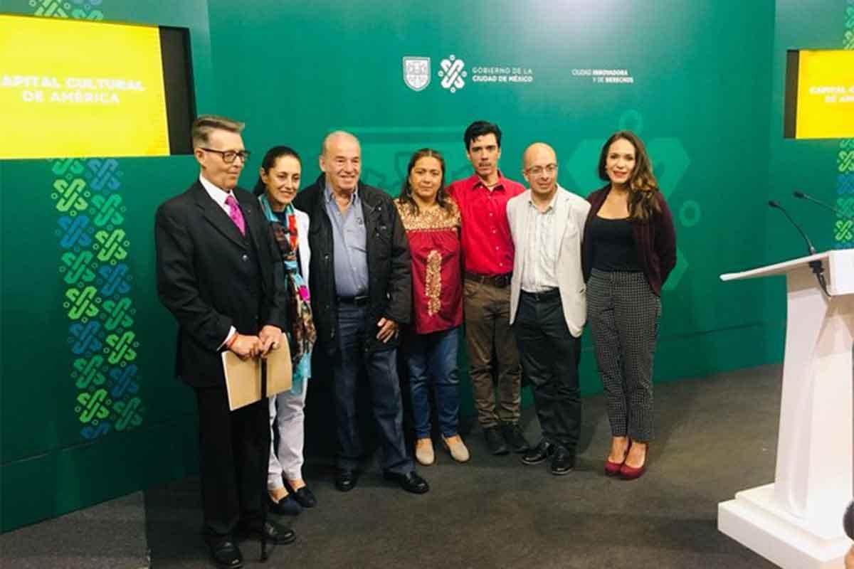 Alista Gobierno de la CDMX Fiesta de trova y canción Urbana Cantares