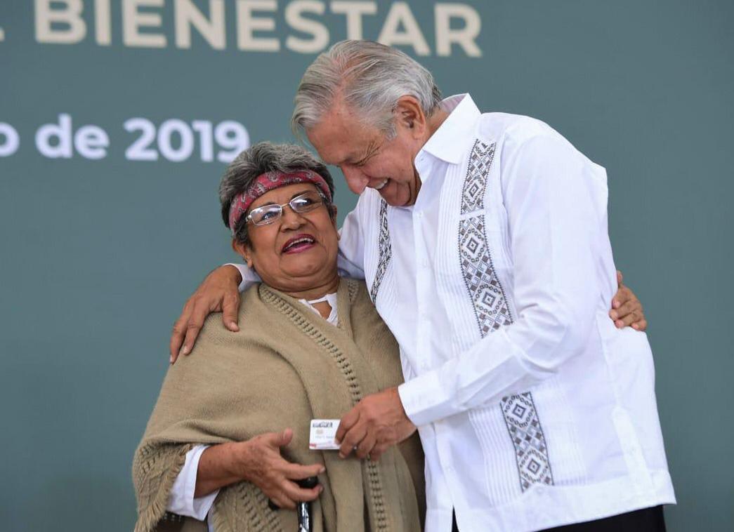 En Ecatepec 800 mil adultos mayores tienen derecho a su pensión
