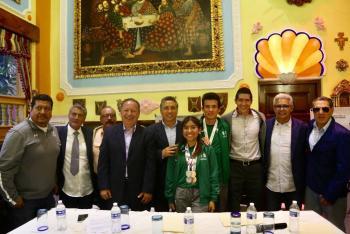 Presenta Coyoacán Fuerza Deportiva Comunitaria