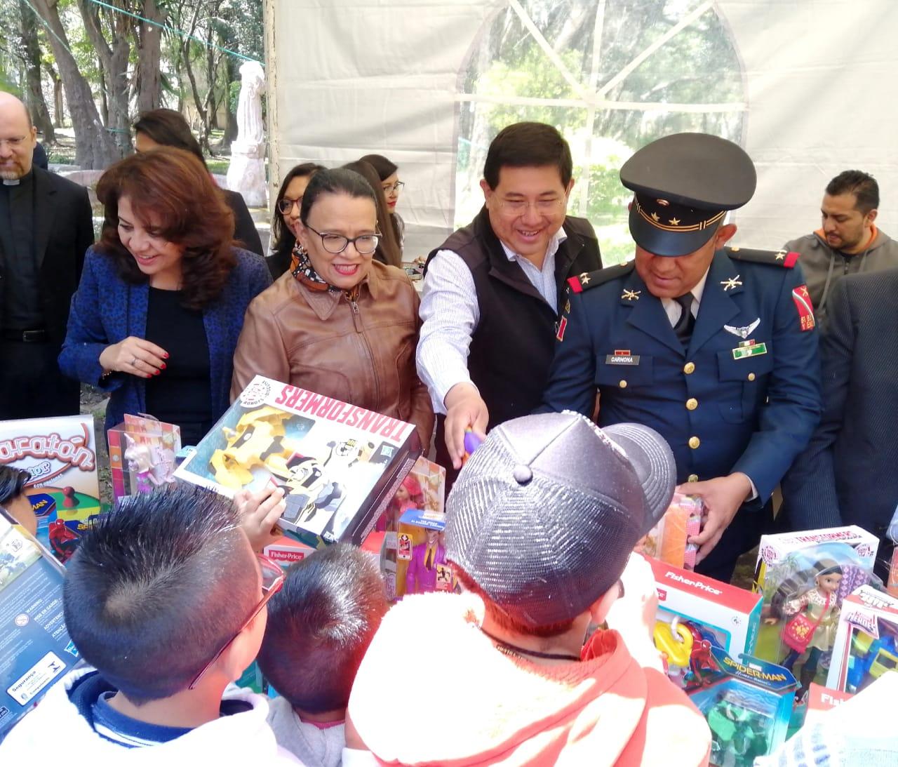 Inicia Desarme Voluntario en Xochimilco