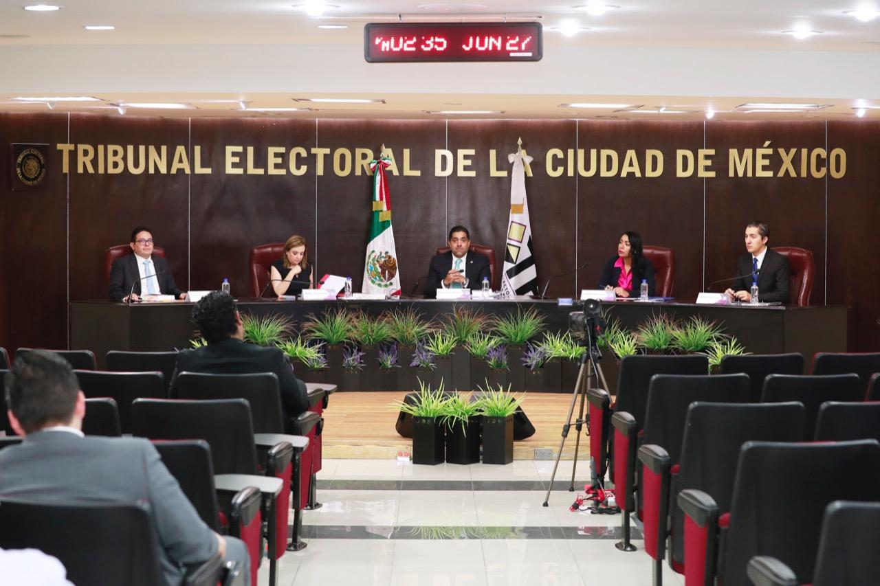 Desecha TECDMX demanda en contra de acuerdo emitido por la Junta Administrativa del IECM