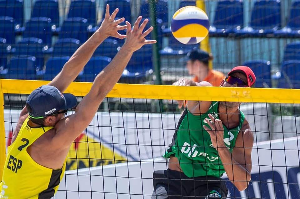 Inicia México su participación en el Mundial de Voleibol de Playa