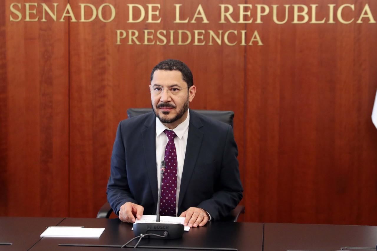 Informa Martí Batres sobre los temas a discutir en la sesión extraordinaria del próximo primero de julio