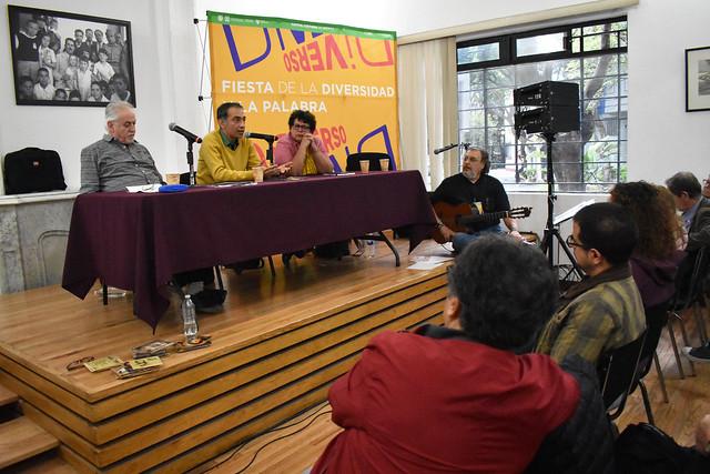DiVerso, espacio que abordó la identidad nacional y el exilio