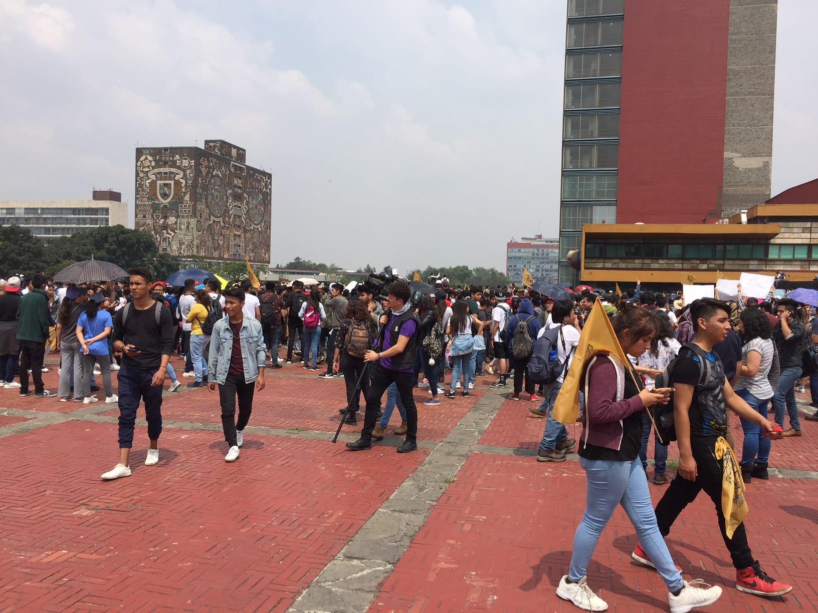 Inician Vacaciones de Verano en la UNAM