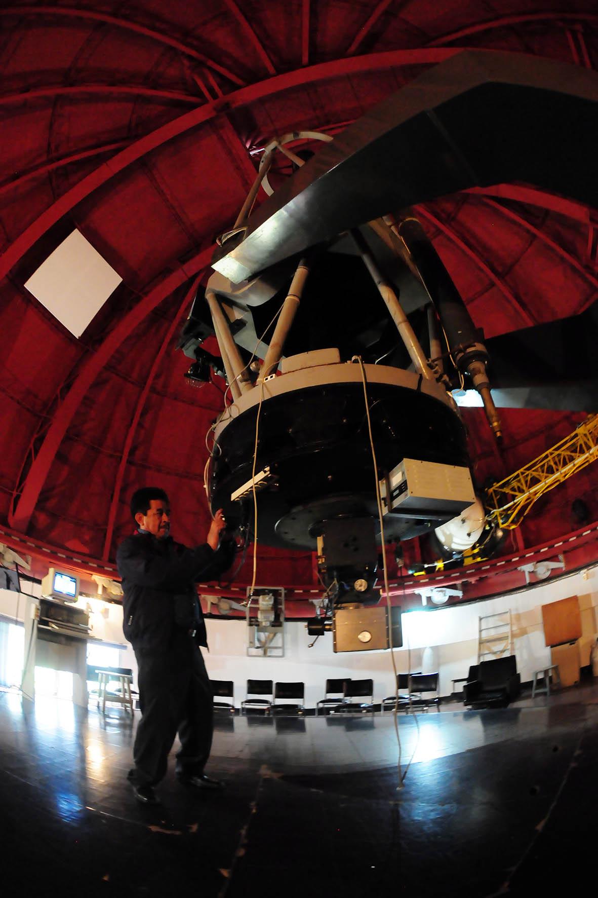 La UNAM en colaboración Internacional para desarrollar Observatorio de Rayos Gamma