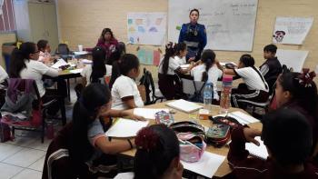 SSC en Jornadas de Participación Ciudadana en Escuelas de la CDMX