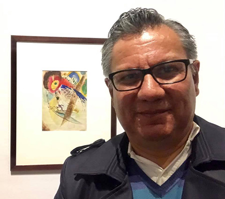 Designan a Porfirio Castro Cruz como titular del Museo Fuerte de San Juan de Ulúa