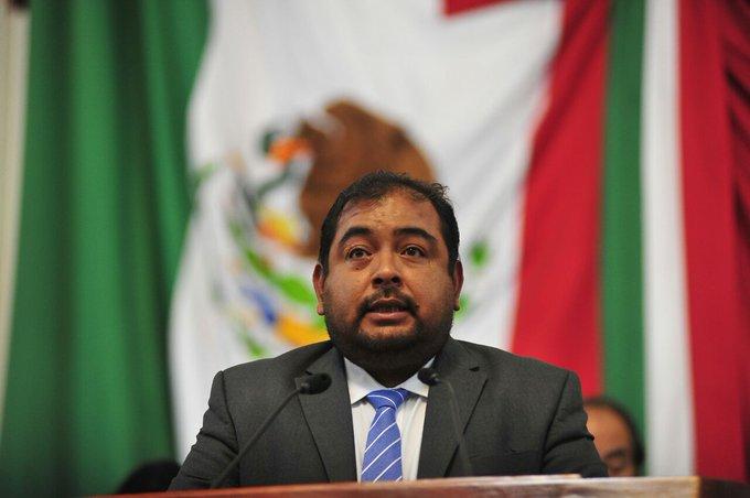 Diputado local de MORENA realiza pronunciamiento con relación al ministro Medina Mora
