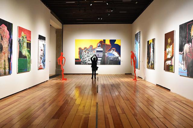 El Museo de la Ciudad alista la muestra Gilberto Aceves Navarro: Hoy