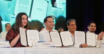 Inaugura Ana Gabriela Guevara Segundo Congreso Mexicano de Medicina del Deporte 2019
